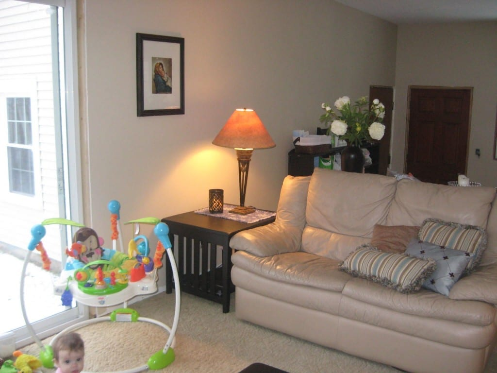 Our Family Room!
