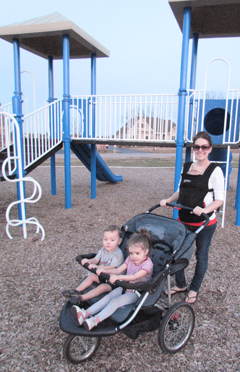 Boba Baby Carrier 3G Review (giveaway closed)
