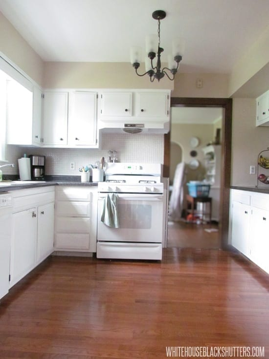 California Style Kitchen Cabinets