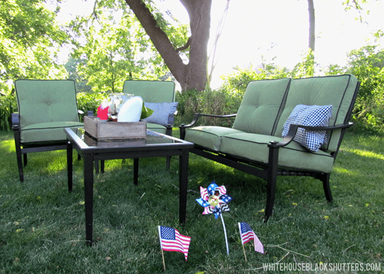 4th of July Backyard Bash with #KmartOutdoor !