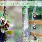 Hanging Votive Planter