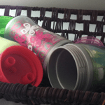 Sippy Cup Storage