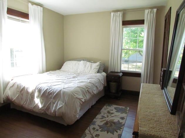 My Small, Calming Bedroom