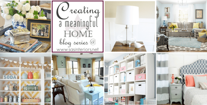 Create a Meaningful Home