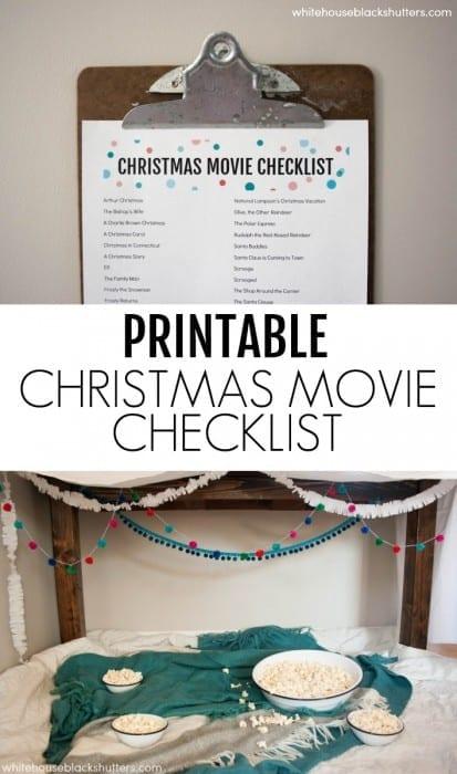 A Perfect Christmas List Movie