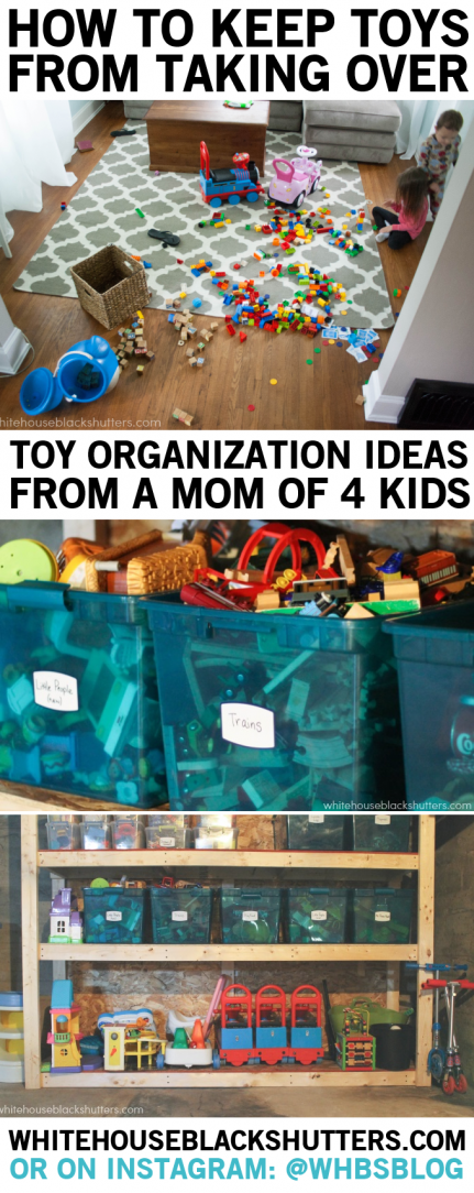 Organization hacks - Organize small space property ...
