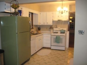 kitchen before, wait till you see the after!