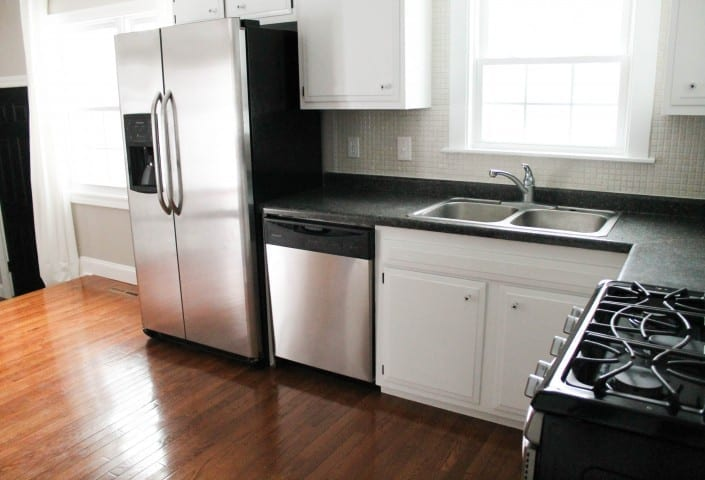 kitchen renovation over time, wow!