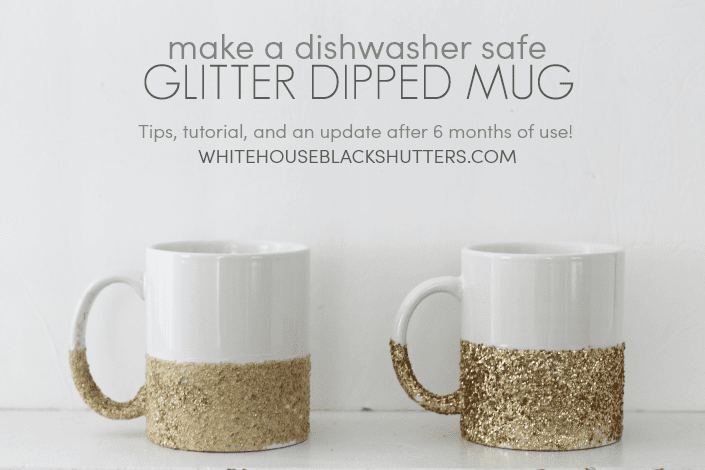 glitter mug update white house black shutters