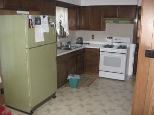 kitchen before, wait until you see the after!