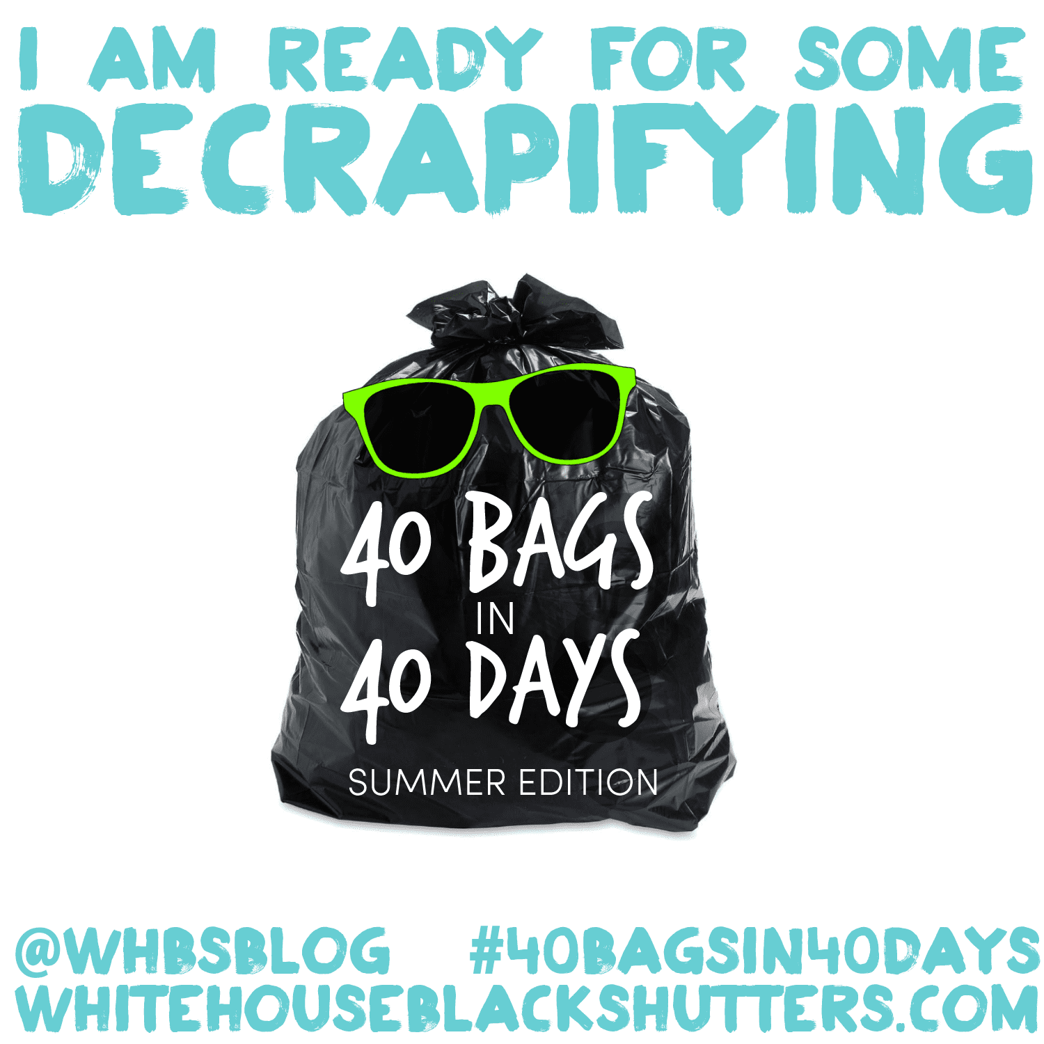 40 Bags in 40 Days Summer Edition
