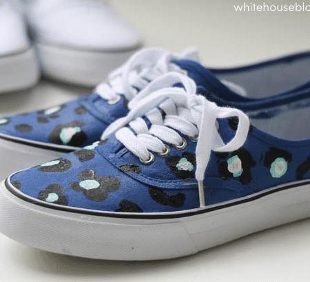 Cheetah Shoes (Kate Spade Inspired)
