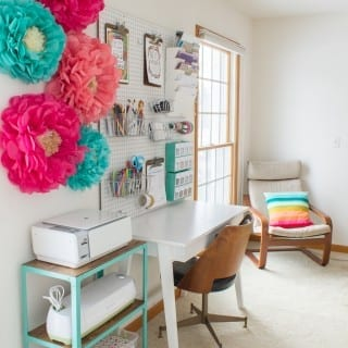 office and craft room storage