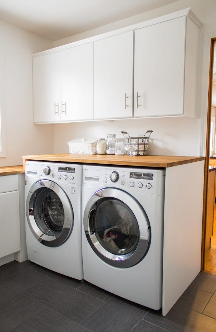 Beautiful Small Laundry Room Remodel Inexpensive Doable Great Tips If You Don