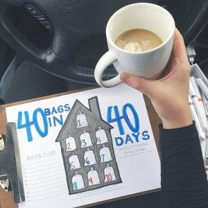 love these #40bagsin40days coloring pages