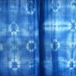 DIY Tie Dye Curtains