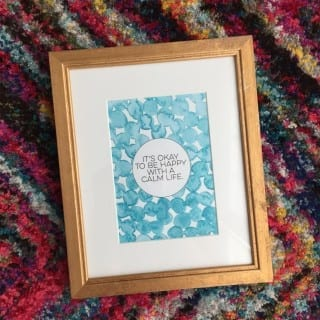 A Slow Summer (plus a free printable)