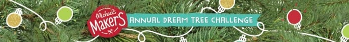 Michaels dream tree challenge graphic