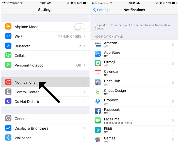 how to declutter your iPhone: minimize distractions and simplify your notifications