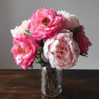 Realistic Floral and Greenery Arrangement Tips
