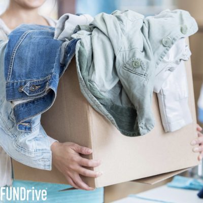 Raise Funds for Your Non-Profit with 40 Bags in 40 Days and FUNDrive